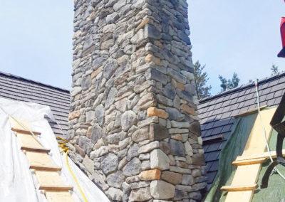 Stone-Chimney-Muskoka